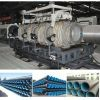 HDPE PP PVC DWC single and double wall corrugation pipe machine