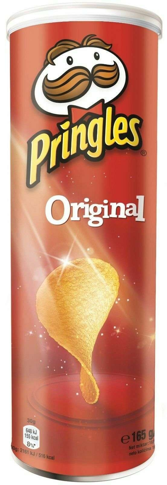 Pringles Potato Chips Flavored Pick One Many Flavors