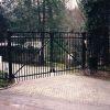 decorative metal gates estate gates