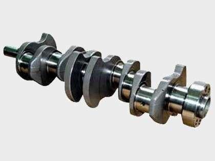 Crankshaft Engine Spare Parts