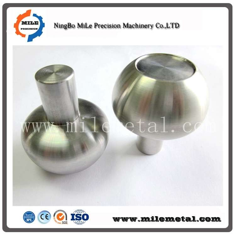 AISI 304 316 Stainless Steel CNC Turned Parts