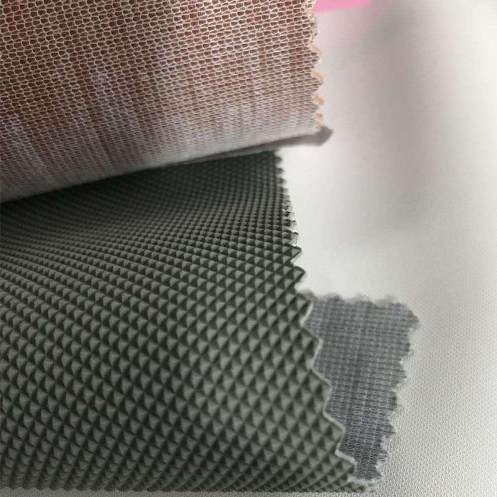 钻石图案面料PVC耐用防水面料超级热卖皮革