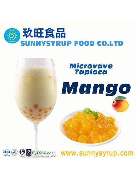 Mango Tapioca Pearl