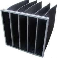 YL-F5 / F6供应最受欢迎的低价袋式/箱式碳过滤器