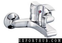 single handle shower&ampbathtub faucet
