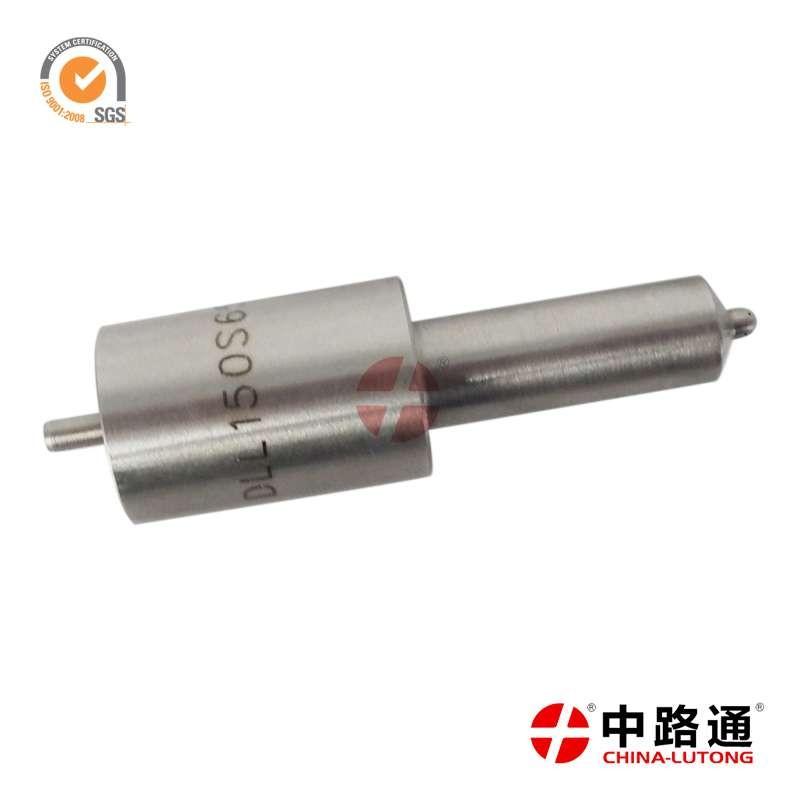 福特柴油发动机泵喷嘴的柴油燃料喷嘴零件DLL150S6571 / 093400-1050