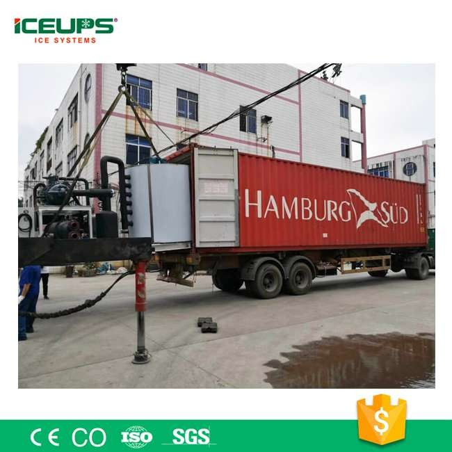 Concrete Cooling ICE Machine 40T