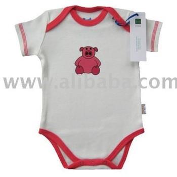 有机婴儿服装