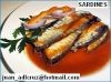 SARDINE IN TOMATO SAUCE TALL TIN 425GRS