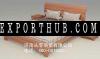 木质双人床