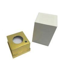 包装柔软闪亮纸板纸套香水盒