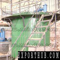 稻壳生物质气化炉发电厂