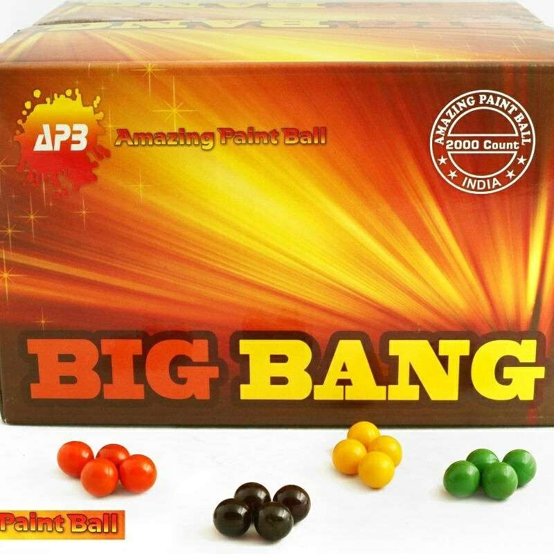 FIELD GRADE PAINTBALLS