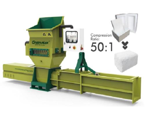 专业的GREENMAX A-C200泡沫压实机