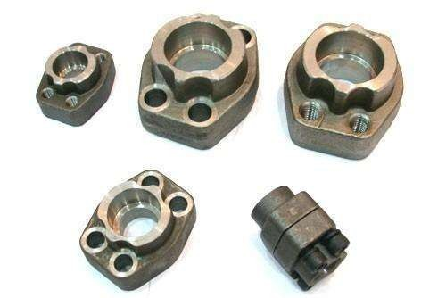 Hydrauulic SAE Flanges Designed To Standard ISO 6162-1/2