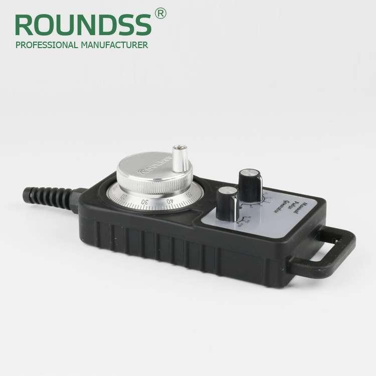 高品质CNC手轮25PPR 100PPR 6轴手动脉冲发生器Mpg