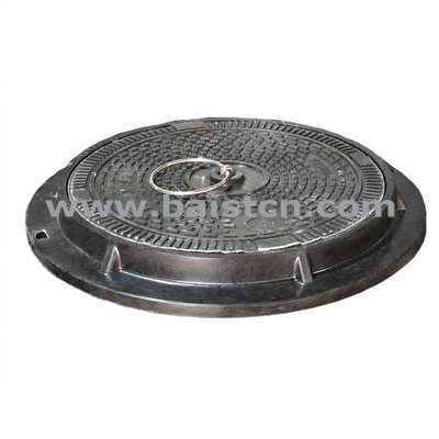 SMC Manhole Cover Round 300mm A15 With High Strength