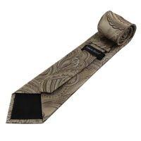 色彩缤纷的丝绸领带匹配礼品盒集合