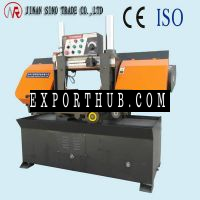 Double Column Hydraulic Horizontal band saw machine