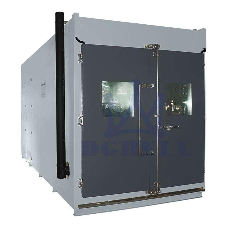 实验室可编程复杂盐雾循环腐蚀气候试验箱柜室