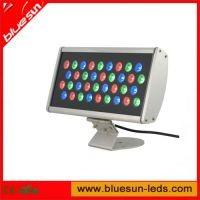 LED洗墙灯RGB Silver Finish RGB DMX