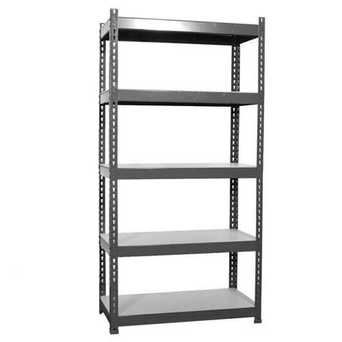 Light Duty Slotted Angle Shelving