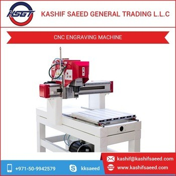 CE Certified CNC Engraving Machine
