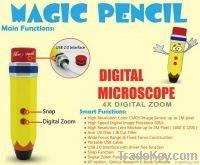魔术铅笔USB显微镜